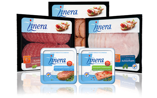 Linera Packaging Design Rebranding