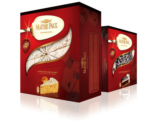 Maître Paul Professional Packaging
