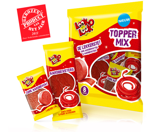 Look-O-Look Toppermix Product of the Year 2011