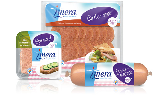 Restyling Linera diet-related products