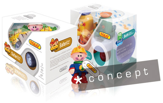 Toys - Packaging Design