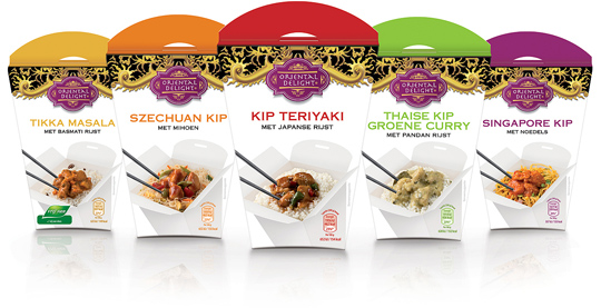 Aldi Packaging Design Stepfive Oriental Delight